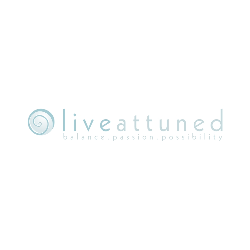 Logo Design by Private User - Entry No. 140 in the Logo Design Contest New Logo Design for Live Attuned.