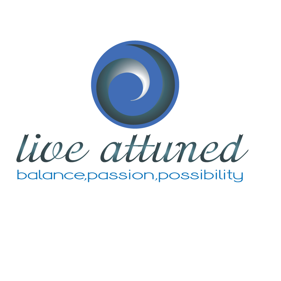 Logo Design by Dan Cristian - Entry No. 141 in the Logo Design Contest New Logo Design for Live Attuned.