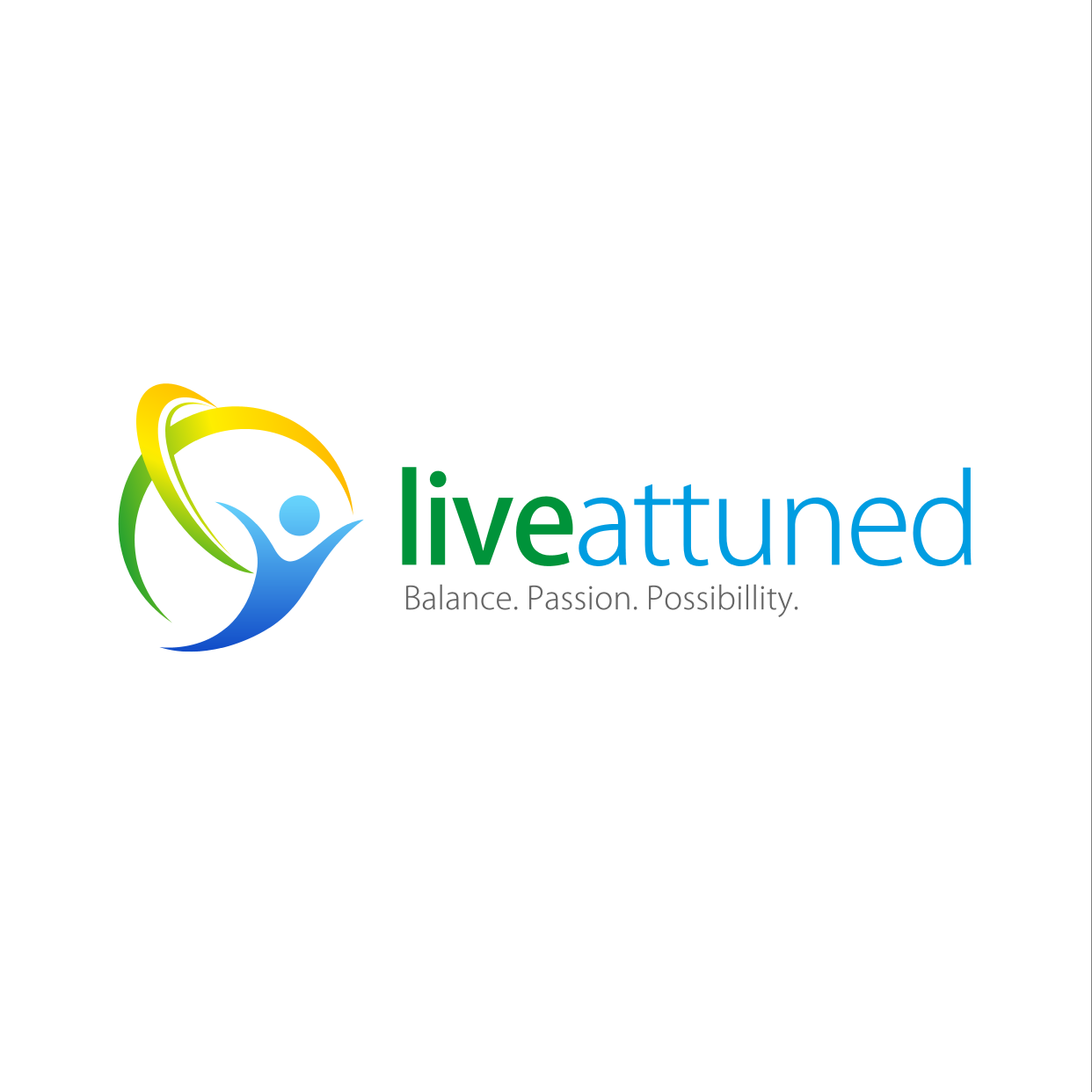 Logo Design by ENNO77 - Entry No. 145 in the Logo Design Contest New Logo Design for Live Attuned.