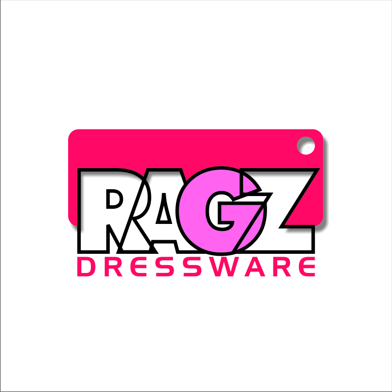 Logo Design by SquaredDesign - Entry No. 319 in the Logo Design Contest Ragz Dressware.