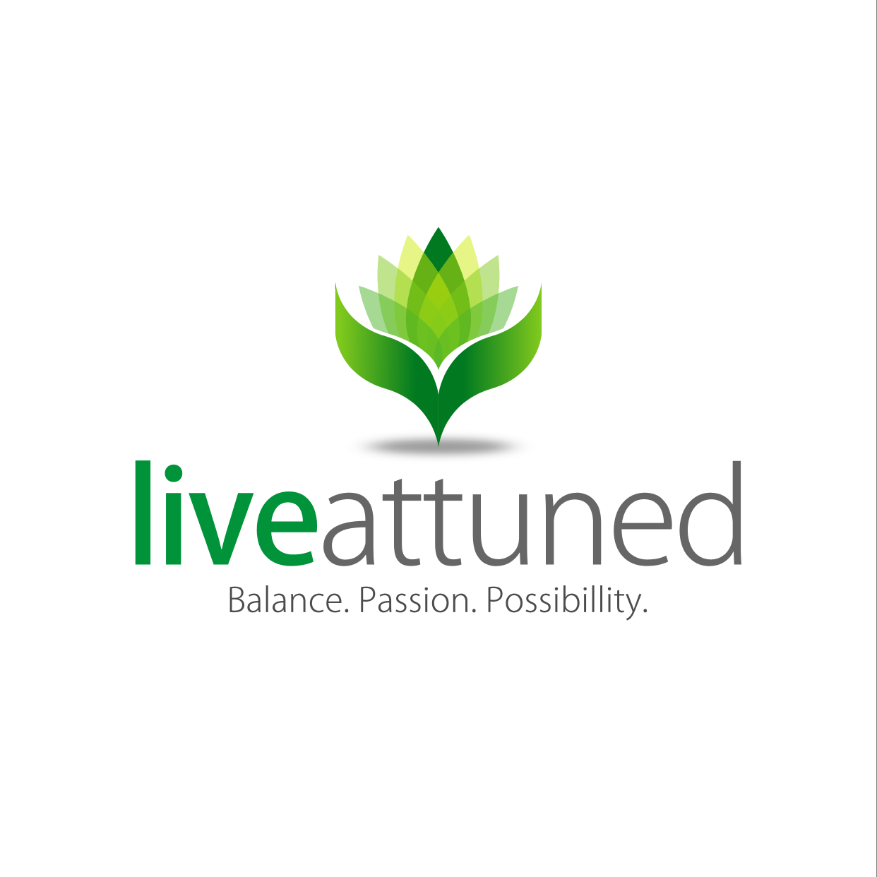 Logo Design by ENNO77 - Entry No. 147 in the Logo Design Contest New Logo Design for Live Attuned.
