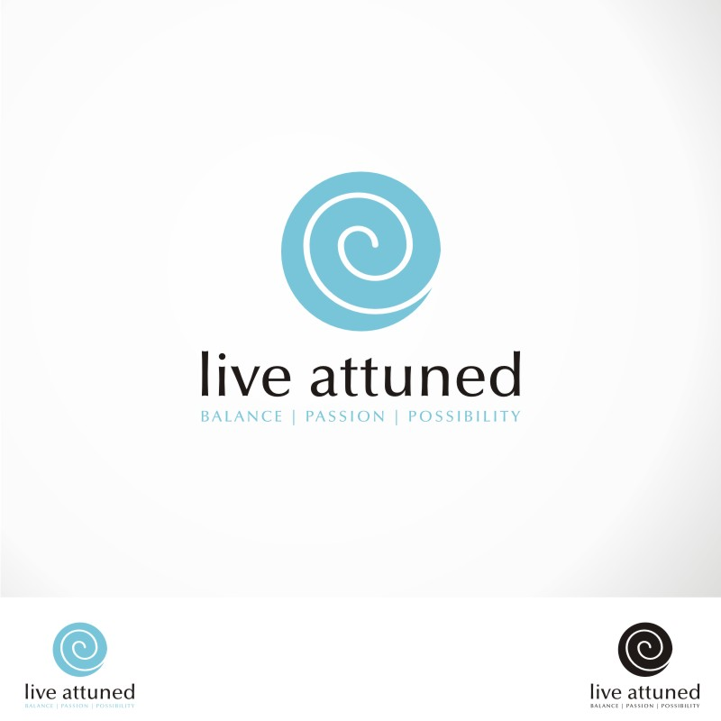 Logo Design by Private User - Entry No. 148 in the Logo Design Contest New Logo Design for Live Attuned.
