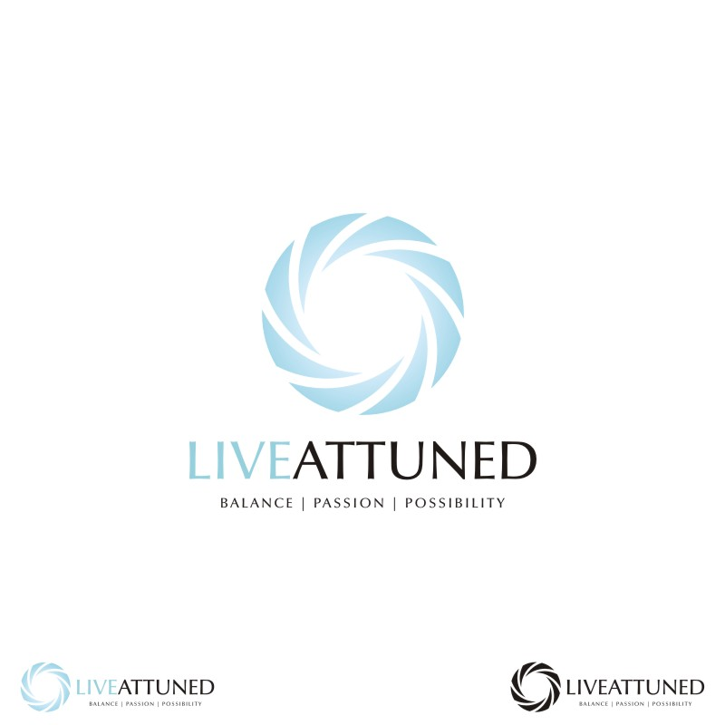 Logo Design by Private User - Entry No. 150 in the Logo Design Contest New Logo Design for Live Attuned.