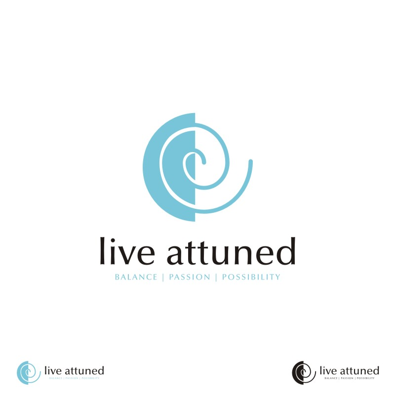 Logo Design by Private User - Entry No. 151 in the Logo Design Contest New Logo Design for Live Attuned.
