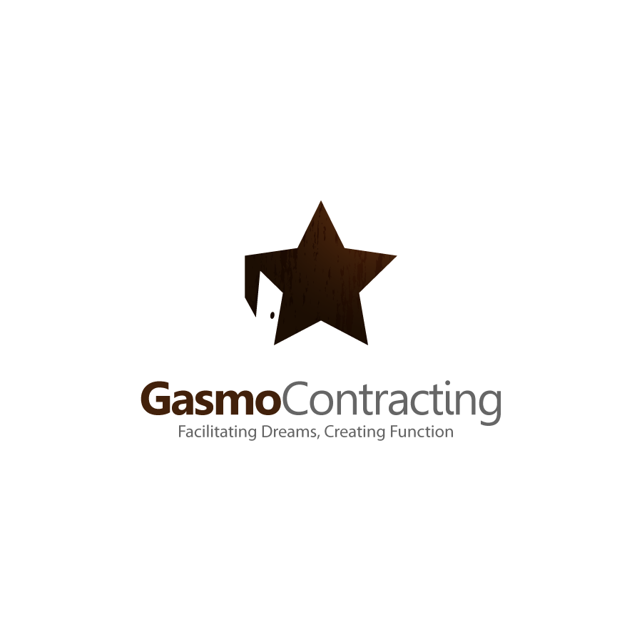 Logo Design by zesthar - Entry No. 49 in the Logo Design Contest Professional Logo Design for Gasmo Contracting.