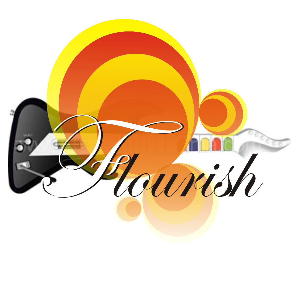 Logo Design by Chandan Chaurasia - Entry No. 32 in the Logo Design Contest Flourish.