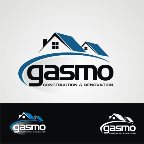 Logo Design by ronny - Entry No. 51 in the Logo Design Contest Professional Logo Design for Gasmo Contracting.