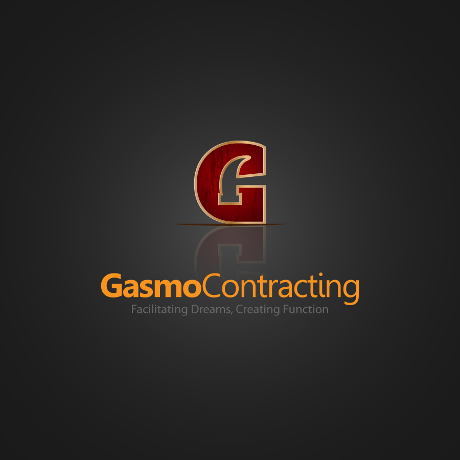 Logo Design by zesthar - Entry No. 52 in the Logo Design Contest Professional Logo Design for Gasmo Contracting.