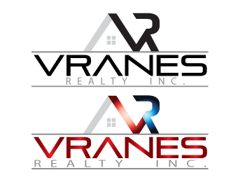 Logo Design by iclanproduction - Entry No. 101 in the Logo Design Contest Logo Design Needed for Exciting New Company Vranes Realty Inc..