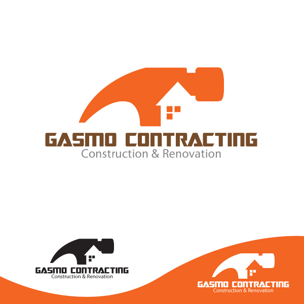 Logo Design by storm - Entry No. 55 in the Logo Design Contest Professional Logo Design for Gasmo Contracting.