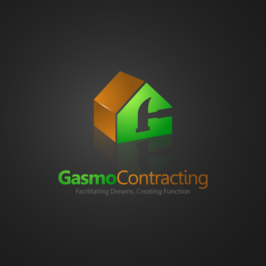 Logo Design by zesthar - Entry No. 56 in the Logo Design Contest Professional Logo Design for Gasmo Contracting.