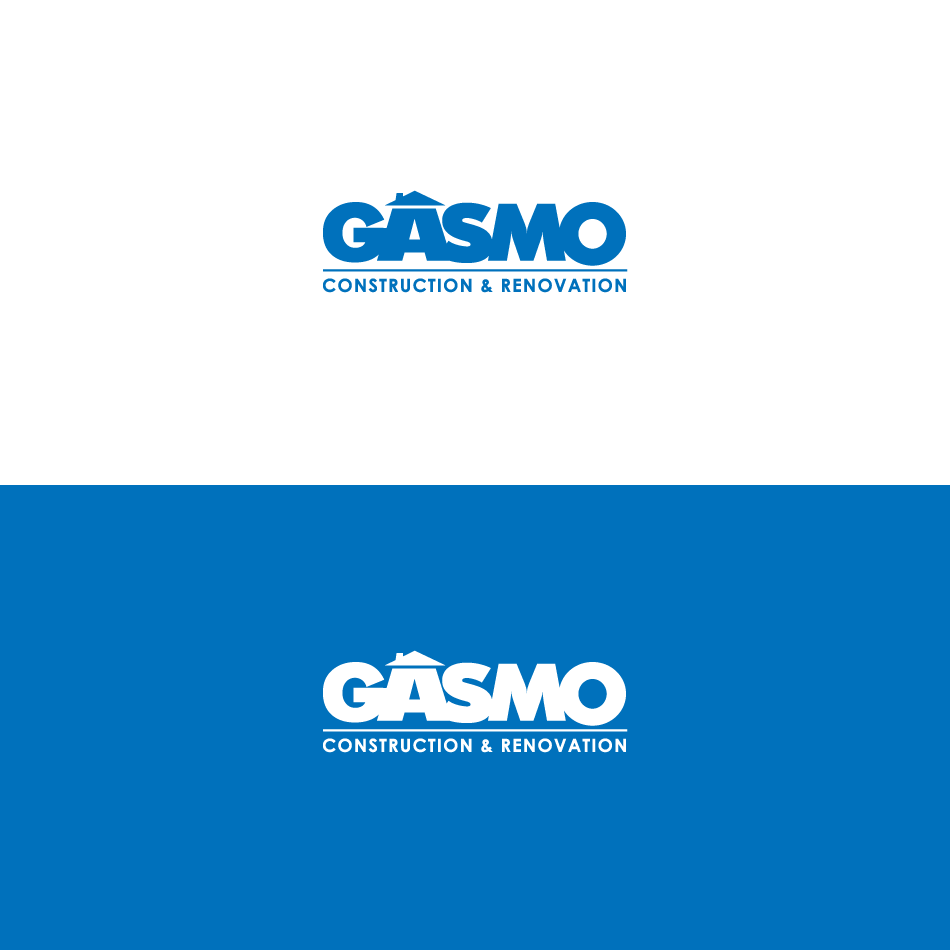 Logo Design by GraySource - Entry No. 58 in the Logo Design Contest Professional Logo Design for Gasmo Contracting.