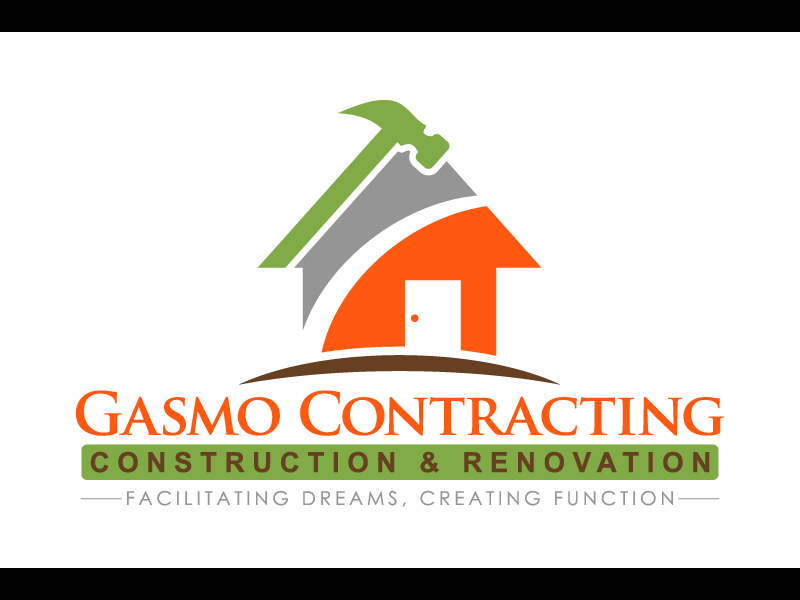 Logo Design by caturro - Entry No. 67 in the Logo Design Contest Professional Logo Design for Gasmo Contracting.
