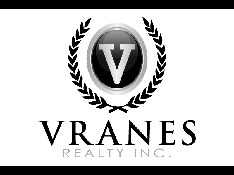 Logo Design by caturro - Entry No. 103 in the Logo Design Contest Logo Design Needed for Exciting New Company Vranes Realty Inc..