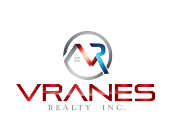 Logo Design by iclanproduction - Entry No. 107 in the Logo Design Contest Logo Design Needed for Exciting New Company Vranes Realty Inc..