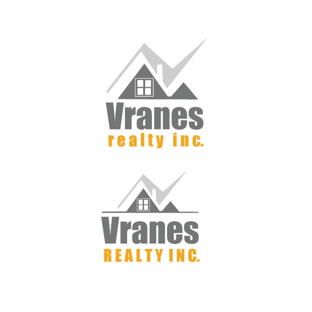Logo Design by Kovacs Katalin - Entry No. 108 in the Logo Design Contest Logo Design Needed for Exciting New Company Vranes Realty Inc..