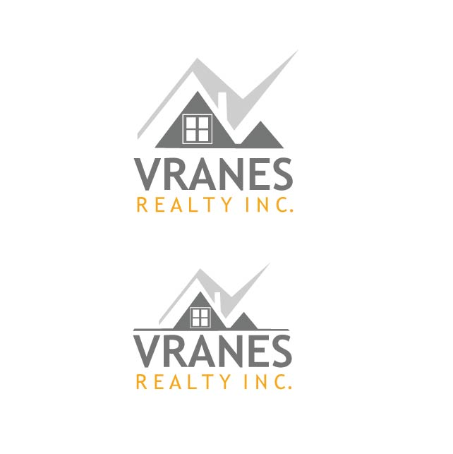 Logo Design by Kovacs Katalin - Entry No. 109 in the Logo Design Contest Logo Design Needed for Exciting New Company Vranes Realty Inc..