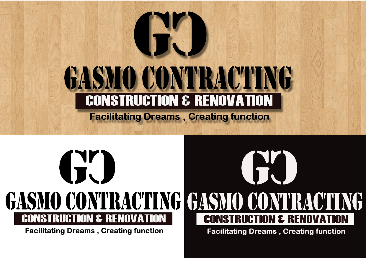 Logo Design by Heri Susanto - Entry No. 76 in the Logo Design Contest Professional Logo Design for Gasmo Contracting.