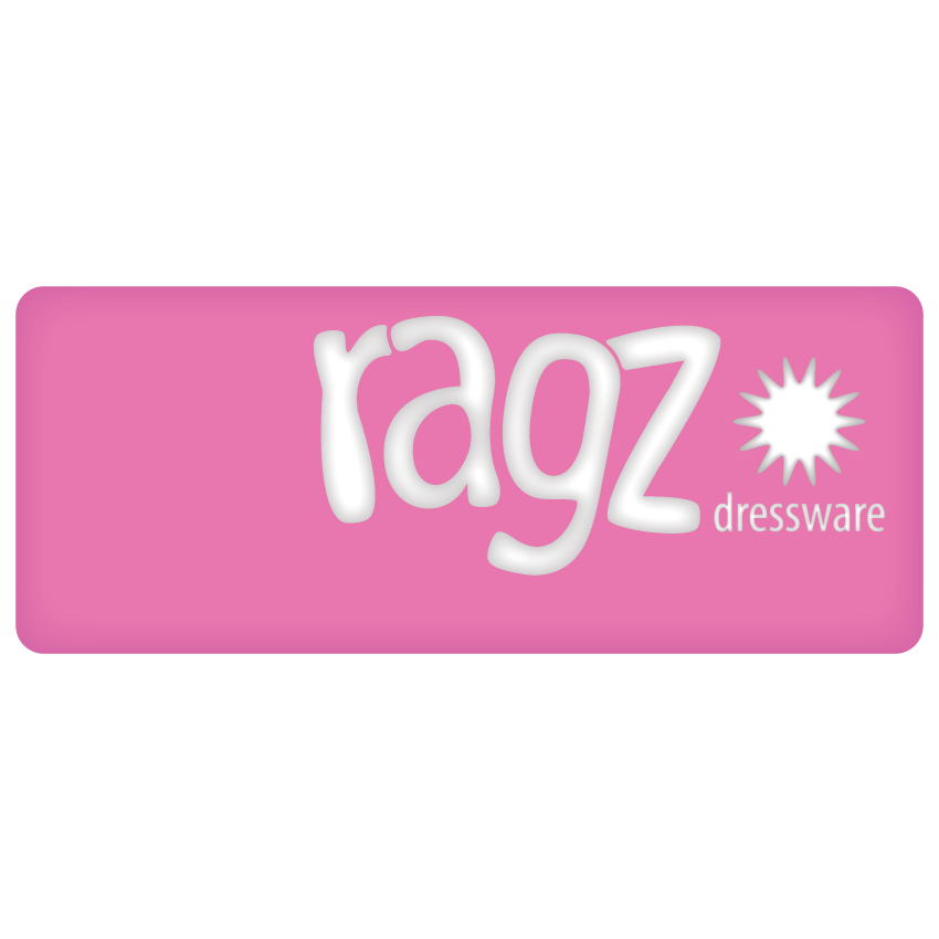 Logo Design by Marzac2 - Entry No. 330 in the Logo Design Contest Ragz Dressware.