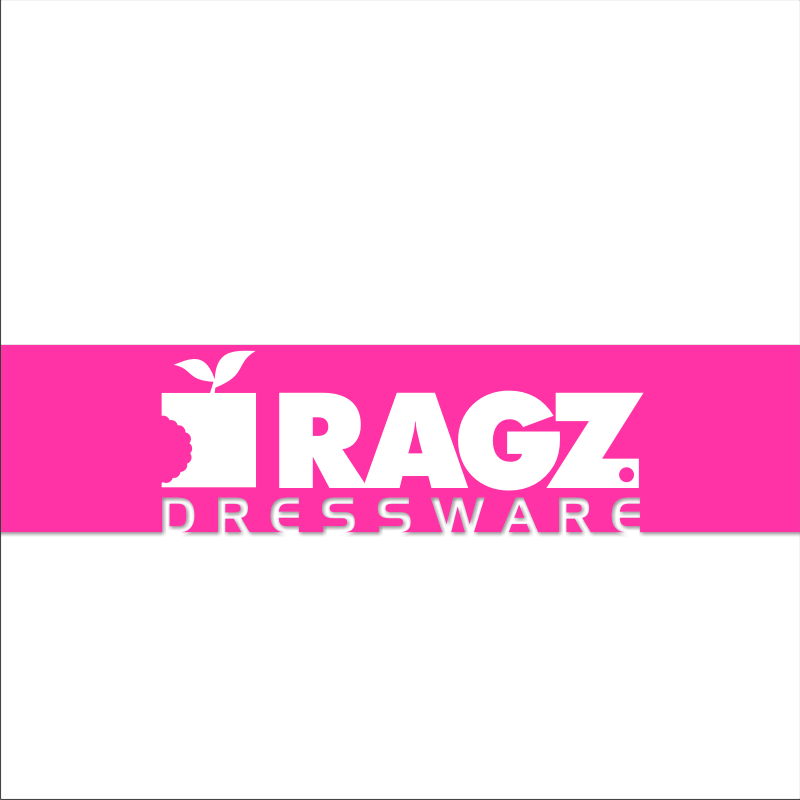 Logo Design by SquaredDesign - Entry No. 331 in the Logo Design Contest Ragz Dressware.