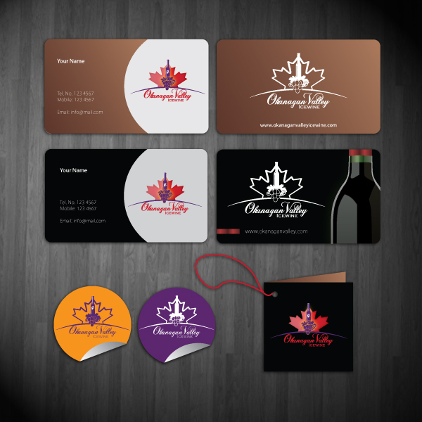 Logo Design by storm - Entry No. 110 in the Logo Design Contest Logo Design for wine export company.