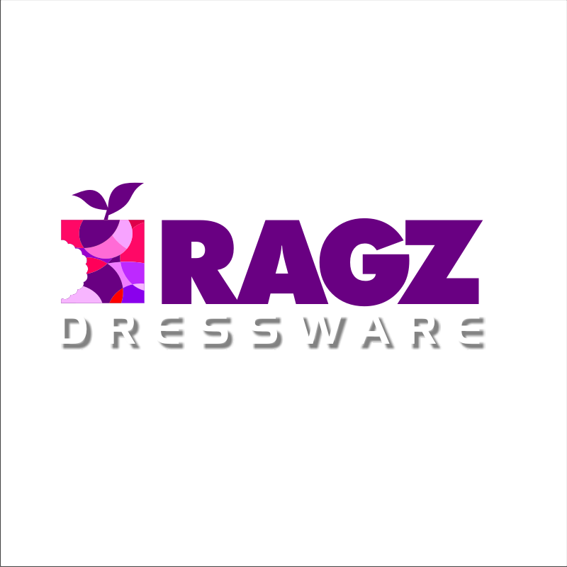 Logo Design by SquaredDesign - Entry No. 332 in the Logo Design Contest Ragz Dressware.