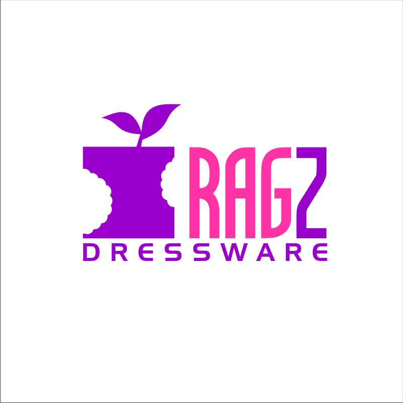 Logo Design by SquaredDesign - Entry No. 333 in the Logo Design Contest Ragz Dressware.