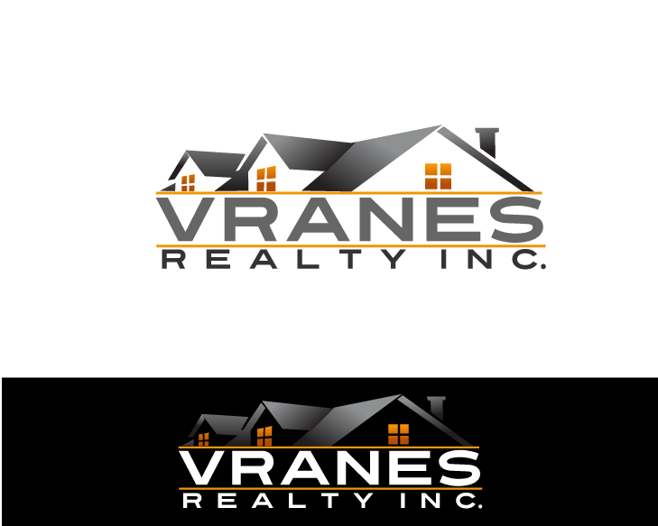 Logo Design by Private User - Entry No. 112 in the Logo Design Contest Logo Design Needed for Exciting New Company Vranes Realty Inc..
