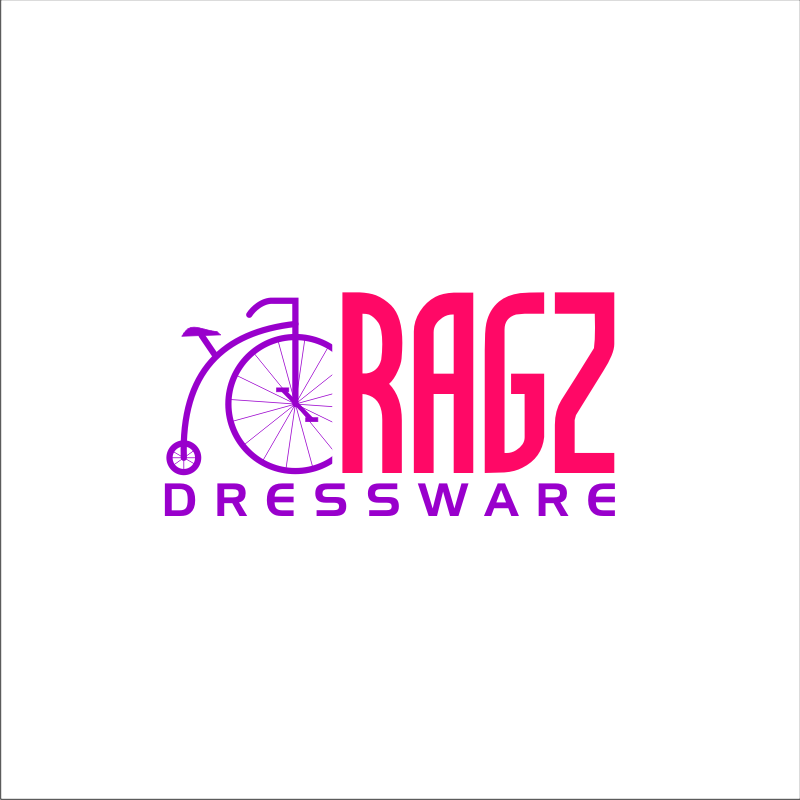 Logo Design by SquaredDesign - Entry No. 334 in the Logo Design Contest Ragz Dressware.