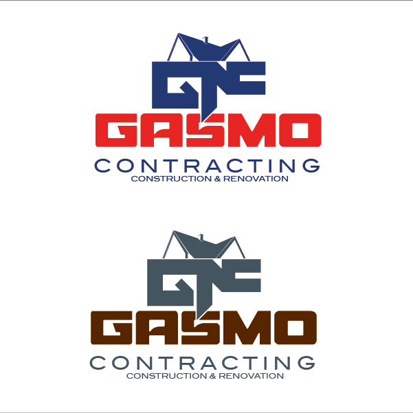 Logo Design by sinaglahi - Entry No. 86 in the Logo Design Contest Professional Logo Design for Gasmo Contracting.