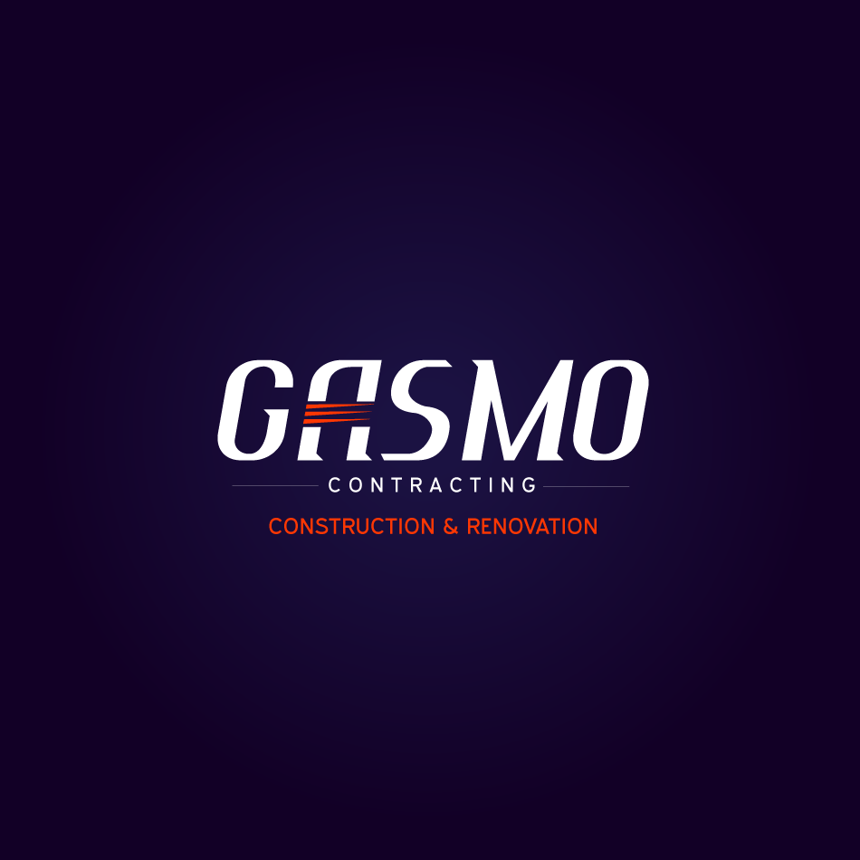 Logo Design by moonflower - Entry No. 87 in the Logo Design Contest Professional Logo Design for Gasmo Contracting.