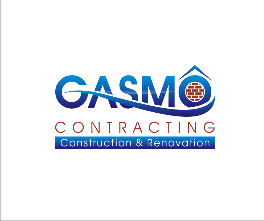 Logo Design by muladi - Entry No. 90 in the Logo Design Contest Professional Logo Design for Gasmo Contracting.