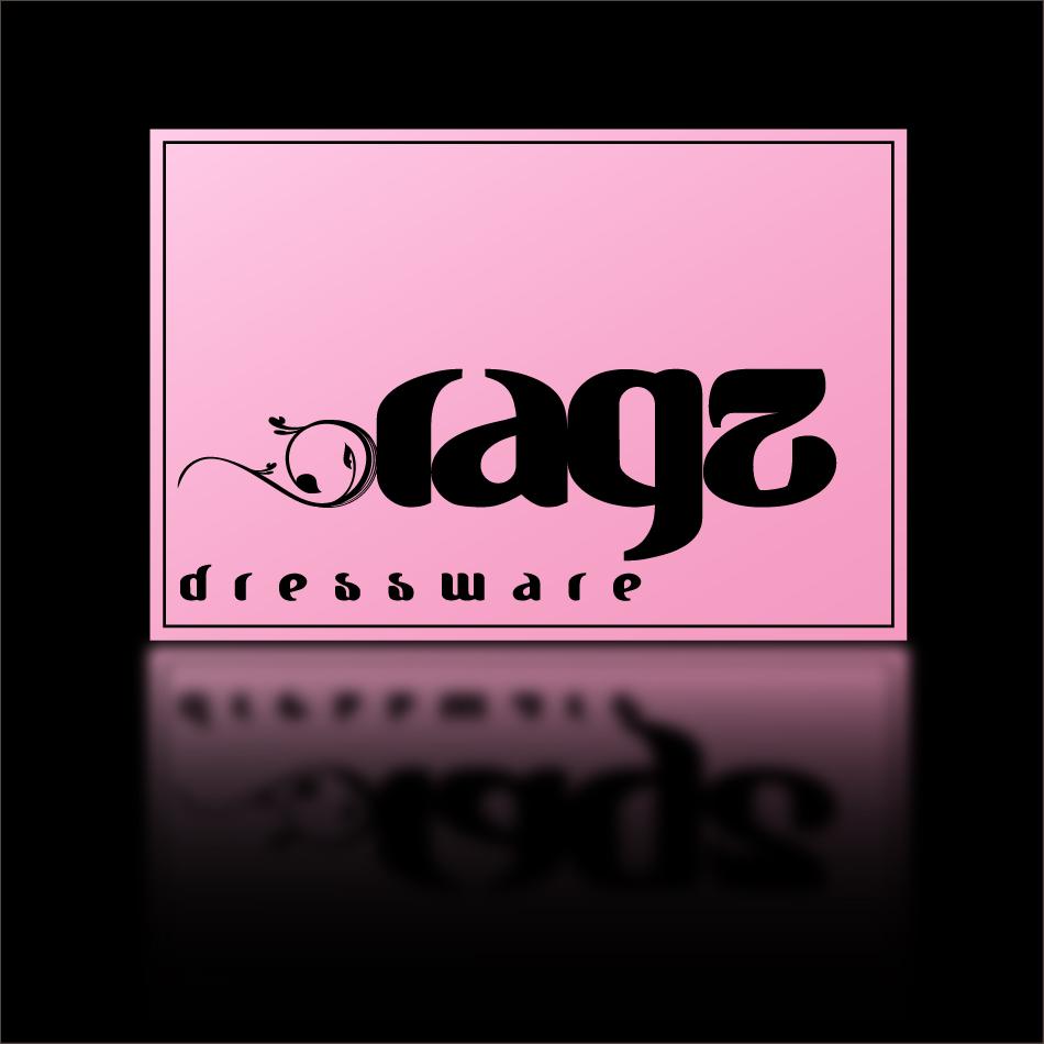 Logo Design by trav - Entry No. 336 in the Logo Design Contest Ragz Dressware.
