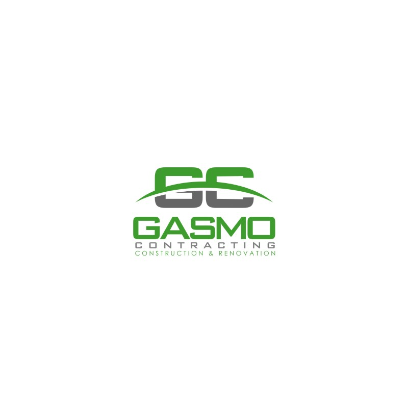 professional logo design for gasmo contracting hiretheworld
