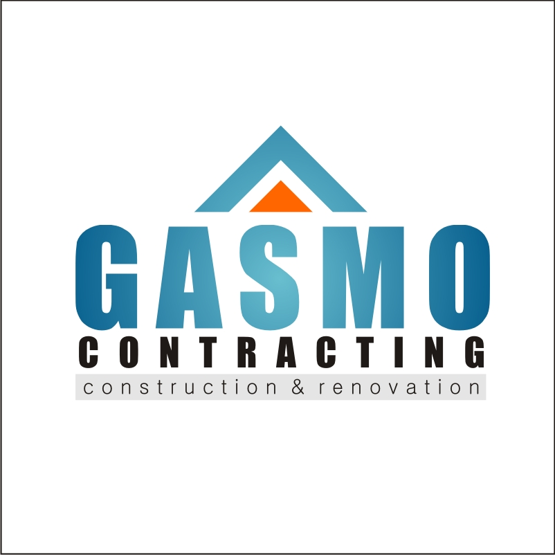 Logo Design by Private User - Entry No. 100 in the Logo Design Contest Professional Logo Design for Gasmo Contracting.