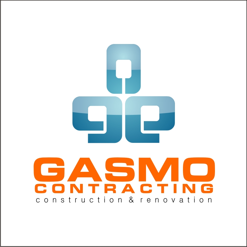 Logo Design by Private User - Entry No. 101 in the Logo Design Contest Professional Logo Design for Gasmo Contracting.