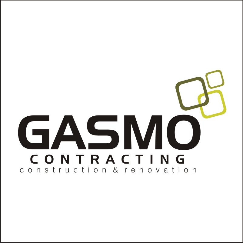 Logo Design by Private User - Entry No. 102 in the Logo Design Contest Professional Logo Design for Gasmo Contracting.