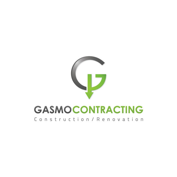 Logo Design by sfi - Entry No. 104 in the Logo Design Contest Professional Logo Design for Gasmo Contracting.