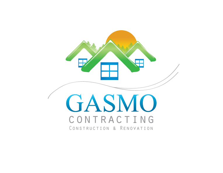 Logo Design by t-design - Entry No. 105 in the Logo Design Contest Professional Logo Design for Gasmo Contracting.