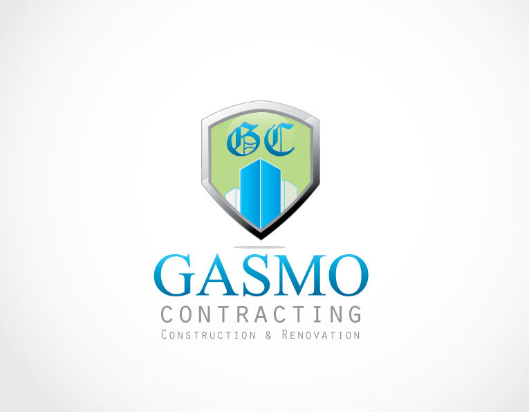 Logo Design by t-design - Entry No. 106 in the Logo Design Contest Professional Logo Design for Gasmo Contracting.