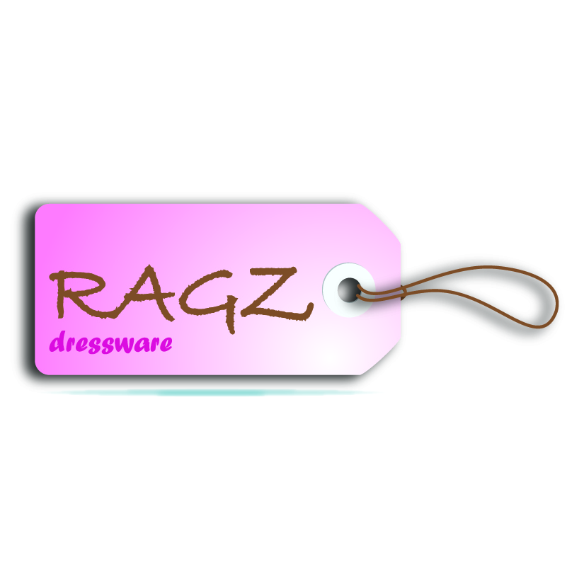 Logo Design by DayDream - Entry No. 342 in the Logo Design Contest Ragz Dressware.