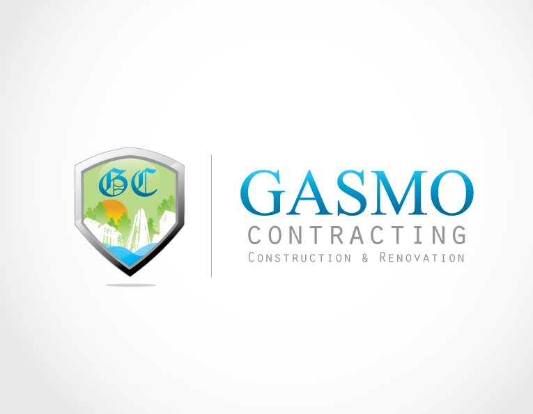 Logo Design by t-design - Entry No. 107 in the Logo Design Contest Professional Logo Design for Gasmo Contracting.