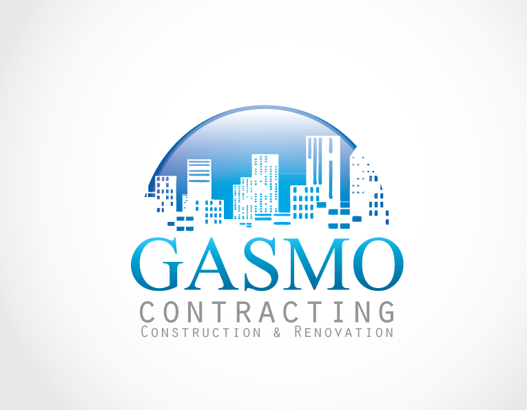Logo Design by t-design - Entry No. 109 in the Logo Design Contest Professional Logo Design for Gasmo Contracting.