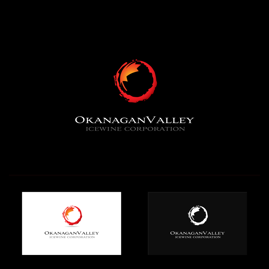 Logo Design by zesthar - Entry No. 155 in the Logo Design Contest Logo Design for wine export company.