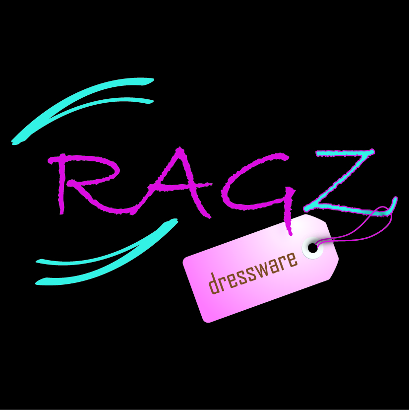 Logo Design by DayDream - Entry No. 345 in the Logo Design Contest Ragz Dressware.