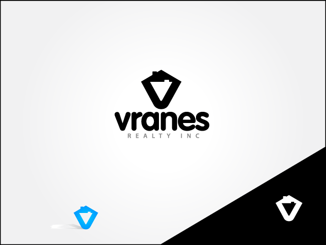 Logo Design by umxca - Entry No. 118 in the Logo Design Contest Logo Design Needed for Exciting New Company Vranes Realty Inc..