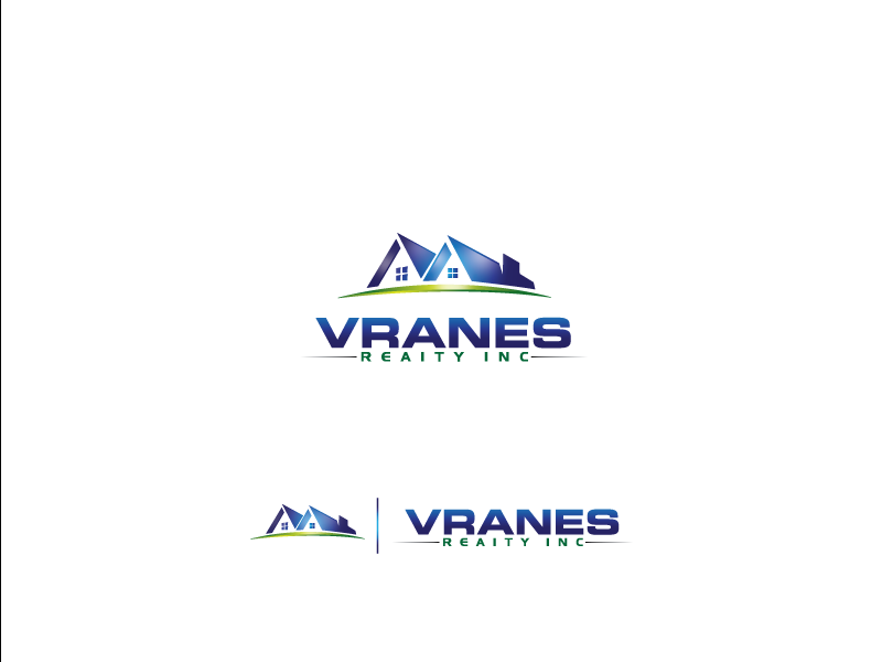 Logo Design by gabbar - Entry No. 119 in the Logo Design Contest Logo Design Needed for Exciting New Company Vranes Realty Inc..