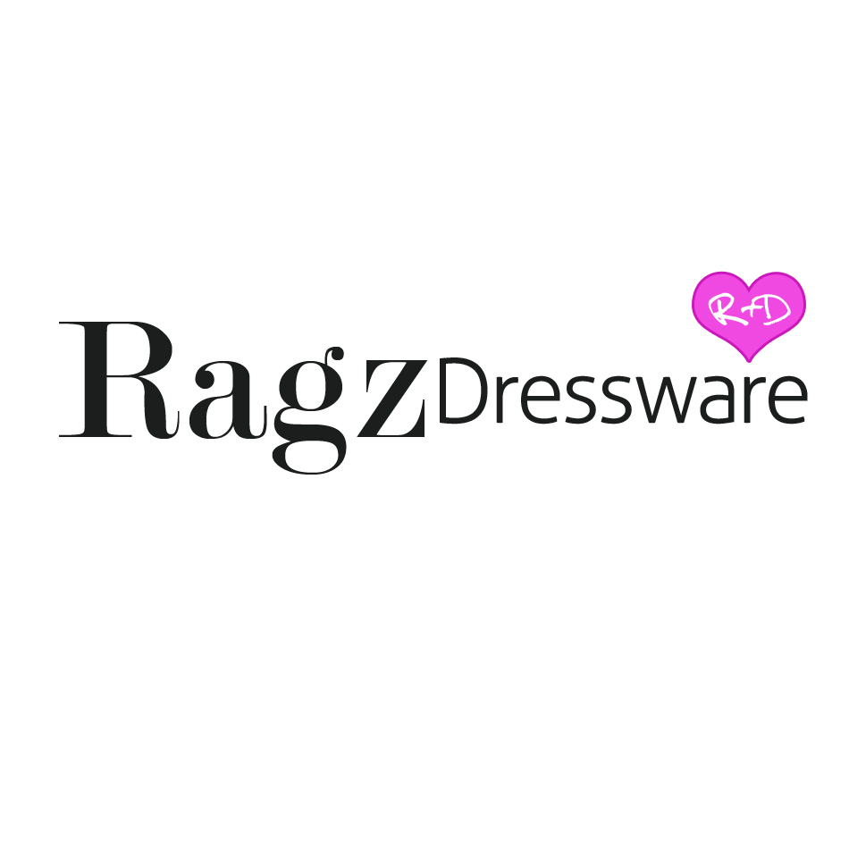 Logo Design by Nienie - Entry No. 351 in the Logo Design Contest Ragz Dressware.