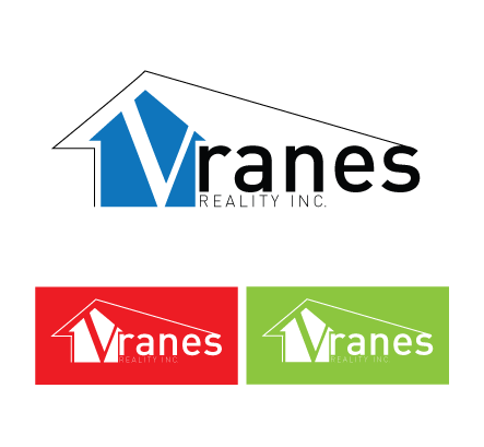 Logo Design by deni25 - Entry No. 120 in the Logo Design Contest Logo Design Needed for Exciting New Company Vranes Realty Inc..