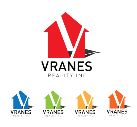Logo Design by deni25 - Entry No. 121 in the Logo Design Contest Logo Design Needed for Exciting New Company Vranes Realty Inc..